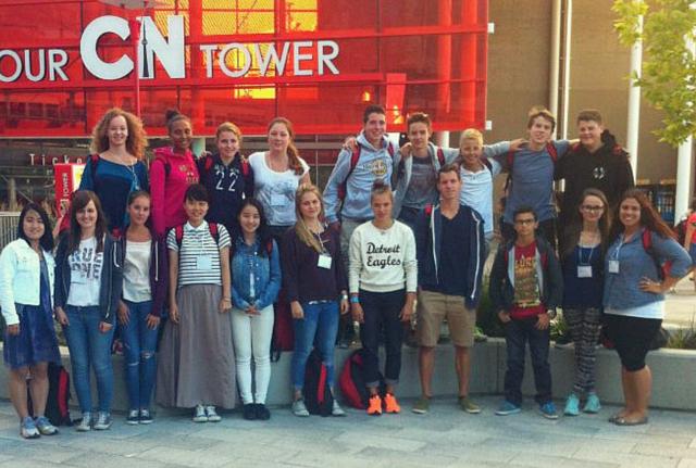 Toronto 2015 Orientation Camp